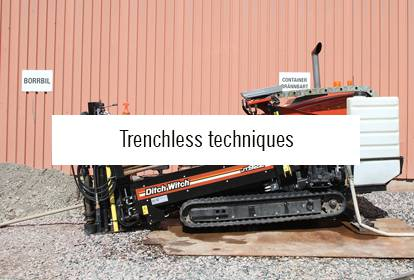 Trenchless techniques